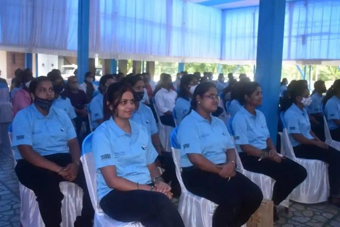 West Bokaro division onboards 16 women machinery operators