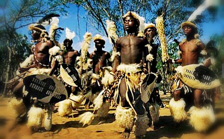 young-zulu-warriors-history-of-South-Africa