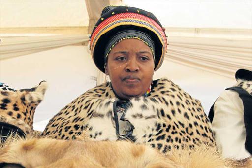 AmaRharhabe Queen Noloyiso