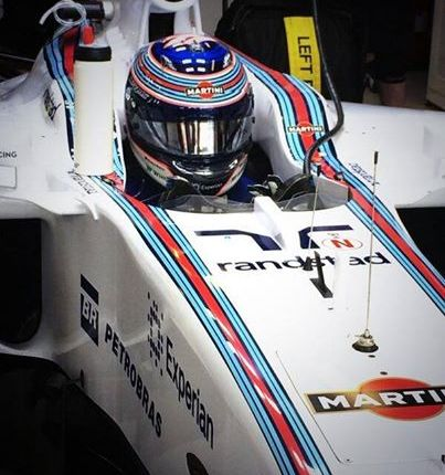 Williams FW36 – Botta