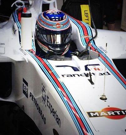 Williams FW36 – Botta