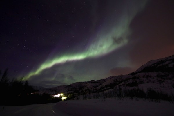 Tonight Northern Lights
