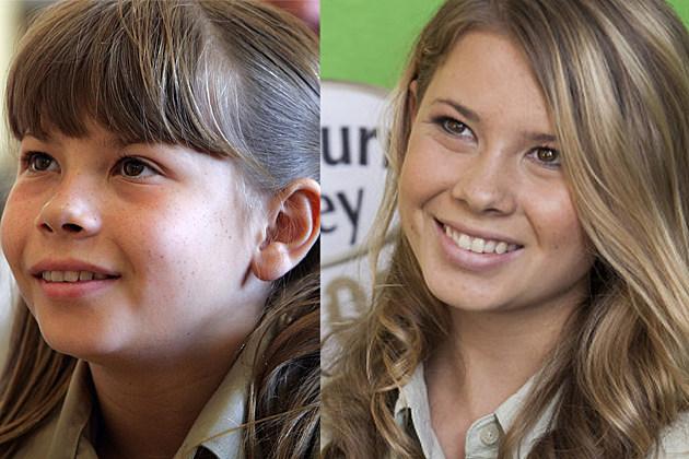 Steve Irwin's Daughter Bindi Irwin - Then & Now