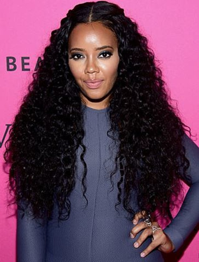 angela simmons engaged, but who's her husband to be? - tha