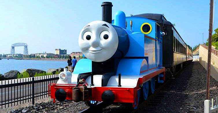 Thomas The Train Returns To Duluth This Summer