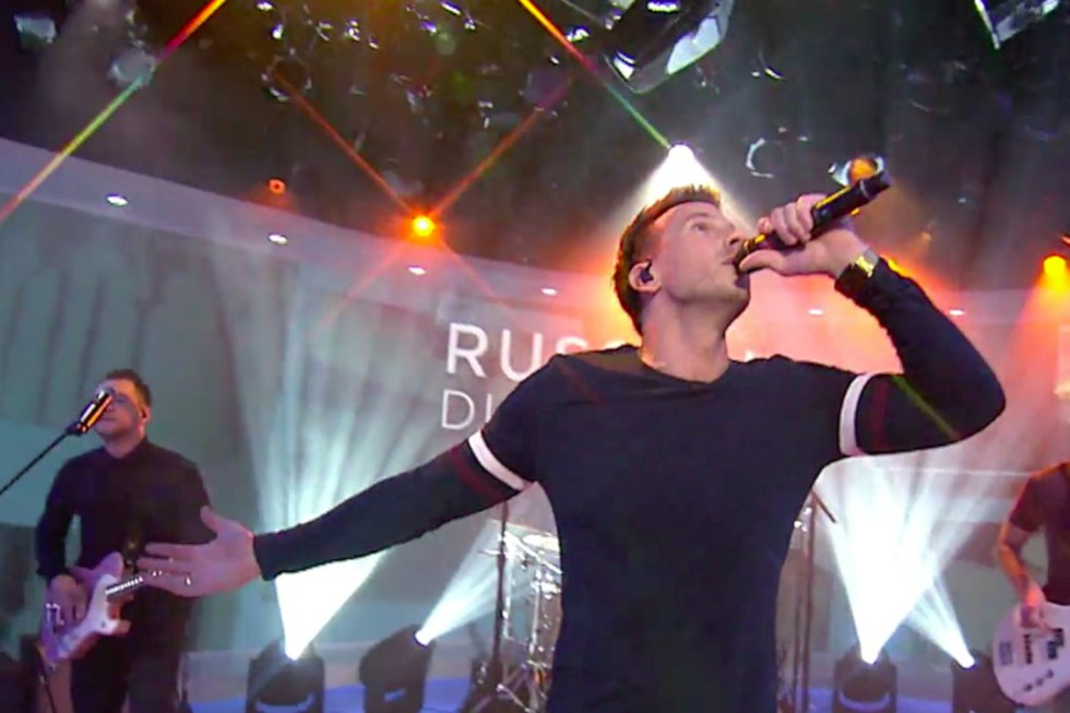 2,476 views, added to favorites 289 times. Russell Dickerson Performs Blue Tacoma On Today