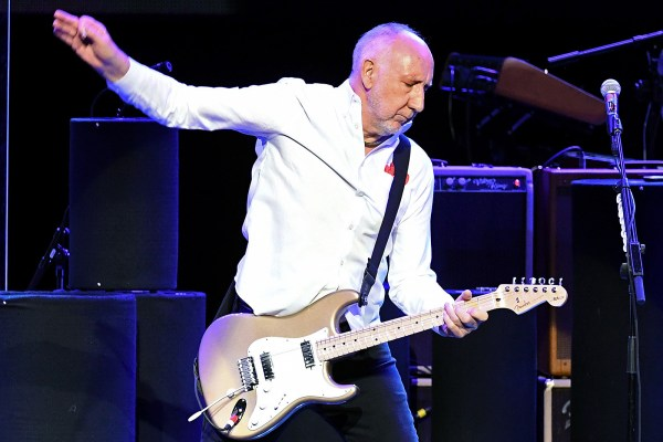 Pete Townshend Refused To Tour Without New Who Album