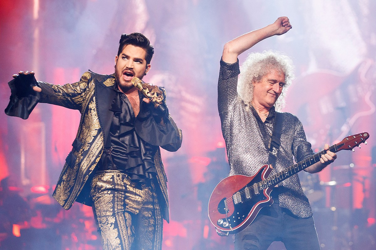 Queen and Adam Lambert Kick Off 'Rhapsody' Tour: Set List ...