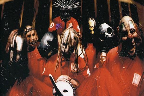 Over Masks Slipknot Years