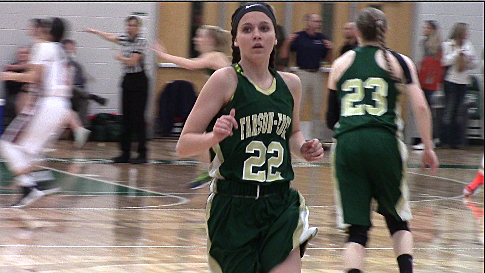 Farson Eden Girls Basketball Wrap VIDEO