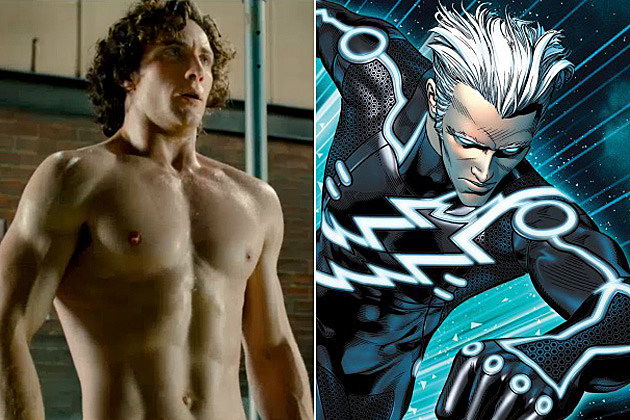 'The Avengers 2' Adds Aaron Johnson as Quicksilver