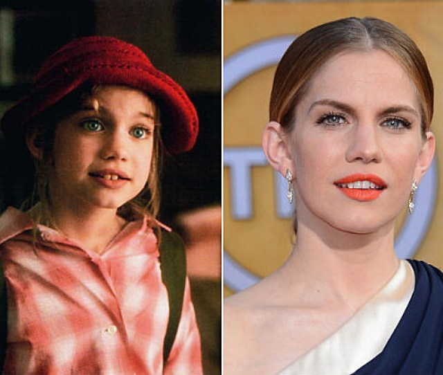 Anna Chlumsky Vada Sultenfuss