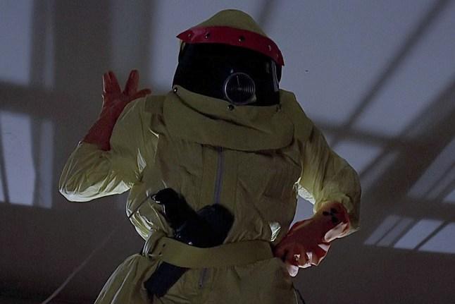 Marty McFly's Radiation Suit Minecraft Skin