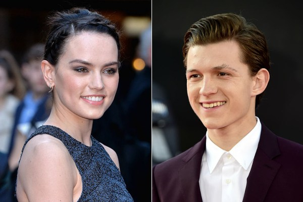Tom Holland To Join Daisy Ridley In Chaos Walking