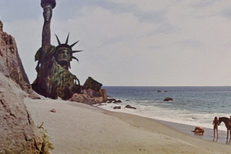 Movies & TV Shows That Copied the End of 'Planet of the Apes'