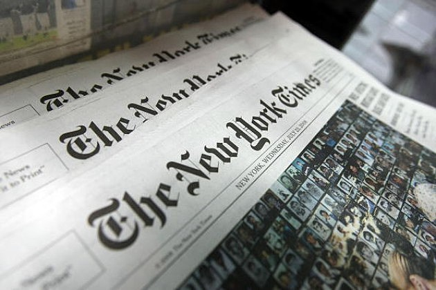 New York Times Defends Racist Anti-White Rhetoric [OPINION]