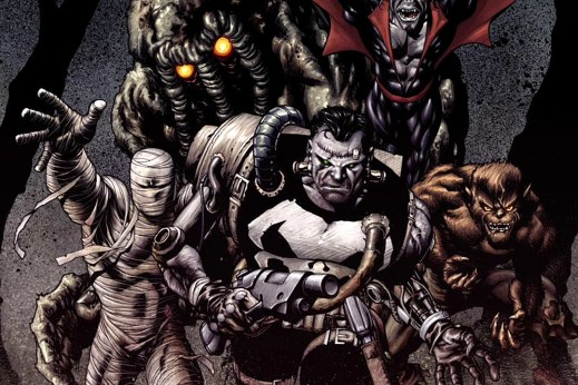 Cast Party: Who Should Star In A 'Legion of Monsters' Movie?