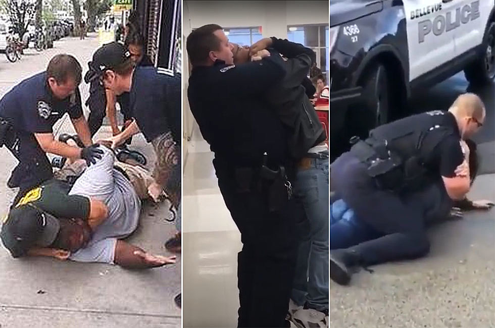 Riverside County Sheriff's Department  suspends the use of chokeholds