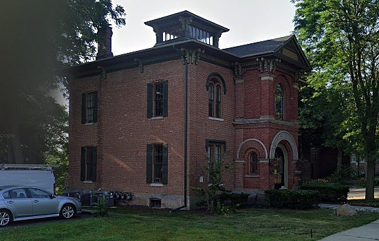 HAUNTED MICHIGAN: The Ghost of the Ladies' Library, Ypsilanti