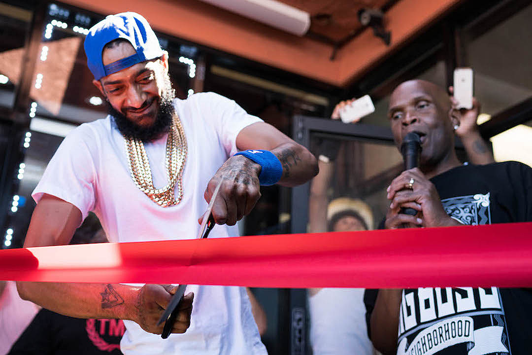 Image result for nipsey hussle the marathon store