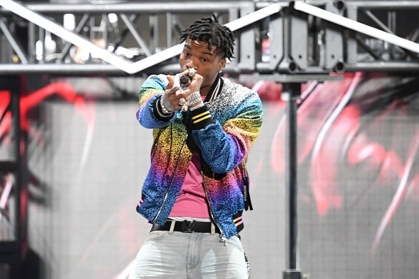 Lil Baby Released From Jail XXL