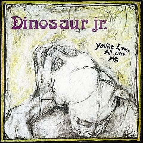 Dinosaur Jr. celebrating 25 years of 'You're Living All Over Me' with a  special NYC show (and other dates)