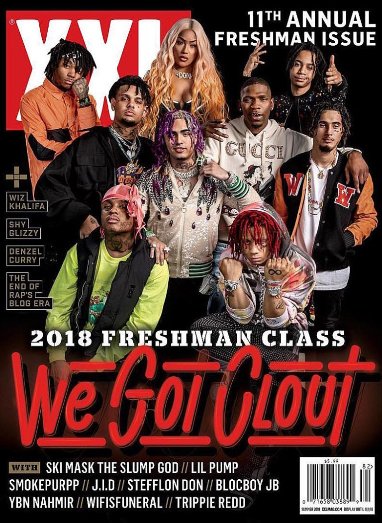 XXL 2018 Freshmen Class and NYC/LA concerts announced