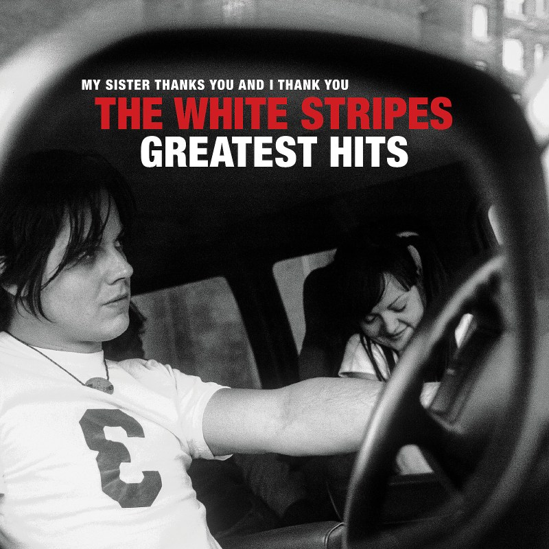 The White Stripes announce first-ever Greatest Hits album