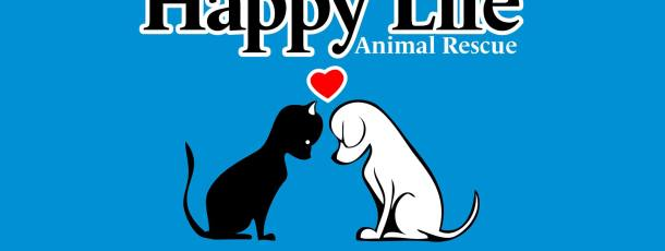July Charity: Happy Life Animal Rescue