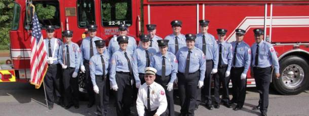 Charity of the Month For August: Patterson Fire Department