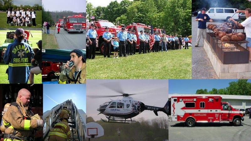 July Charity: Sherman Volunteer Fire Department