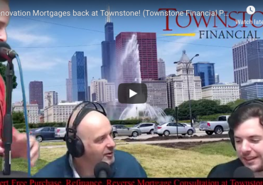 Renovation Mortgages back at Townstone! (Townstone Financial Podcast 1/11/19)