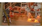 Townsville Glencorp copper refinery