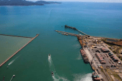 wide load alert for townsville port