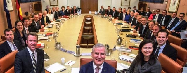 Turnbull Cabinet