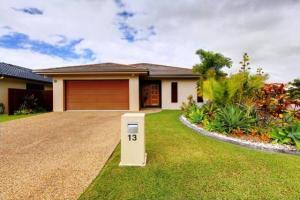 TREN eMag Front View - 13 Petrie Way Idalia Top Price Winner - Townsville