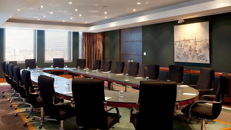 Australia Reserve Bank Boardroom