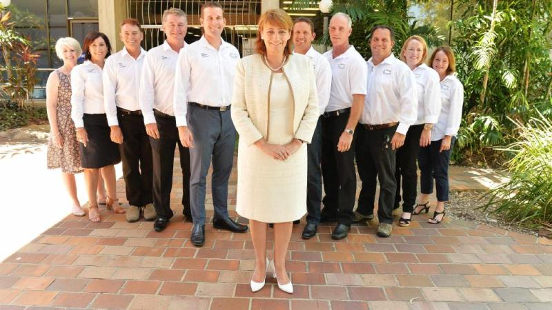 Beneficial Enterprise - Mayor Jenny Hill and Councillors approving beneficial enterprises and inducements with Adani Enterprises