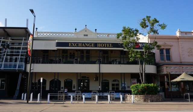 Exchange Hotel in Townsville