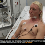 Russell Berke Nearly Drowns, Slater Assists in Rescue