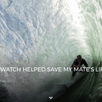 WATCHING BAYWATCH HELPED SAVE MY MATE'S LIFE