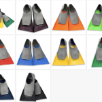 Kiefer Short Blade Training Swim Fins
