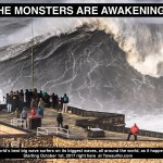 LIVE FROM THE CHANNEL THE MONSTERS ARE AWAKENING