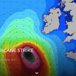 EUROPEAN HURRICANE STRIKE