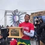 """Lucas """"Chumbo"""" Chianca Wins Nazaré Challenge"""