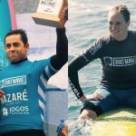 BILLY KEMPER AND PAIGE ALMS WIN 2017/2018 BIG WAVE TOUR TITLES