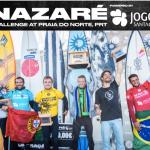 GRANT 'TWIGGY' BAKER WINS BIG WAVE TOUR NAZARÉ CHALLENGE