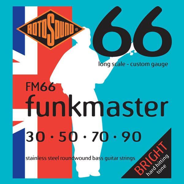 FM66 Funkmaster strings