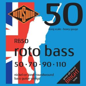 Rotosound RB50 bass strings