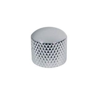 Dome knob push-fit